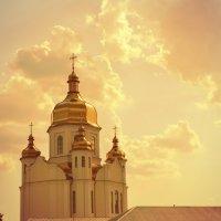 Церковь :: Валера Горбань
