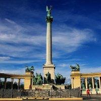 Будапешт... :: Александр Вивчарик
