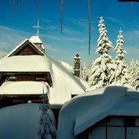 Мороз и солнце :: Кристина Козлова