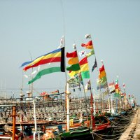 Корея - Рыбацкие лодки :: михаил рис