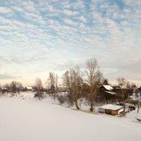 Зимний пейзаж. :: Анна Тихомирова