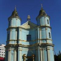 Армянская  церковь  в  Ивано - Франковске :: Андрей  Васильевич Коляскин