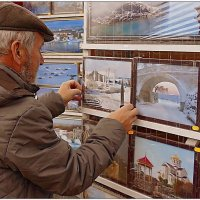 Про зиму в Севастополе... :: Кай-8 (Ярослав) Забелин