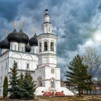 Церковь Святого Николая Чудотворца :: Дмитрий Бачтуб