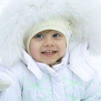 Первый снег :: Елена Рябчевская