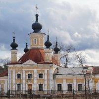 Храм Святого Апостола Андрея Первозванного. (1772-1779) :: Юрий Шувалов