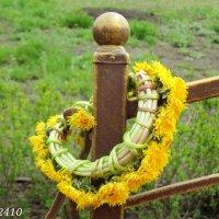 Венок для Весны :: Нина Бутко