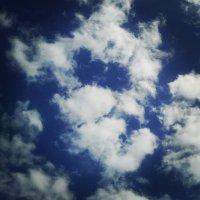 Летние облака :: Артём Тараненко