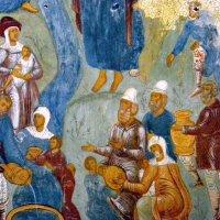 Фрески храма Ильи Пророка в Ярославле. :: Елена