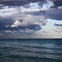 Утро на Атлантике... :: Анна Корсакова