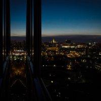 Ночная Москва :: Артур Варданян
