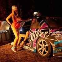 Drift Girl :: Наталья Вершинина