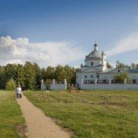 Казанская церковь в Константиново :: Anastasia Bozheva