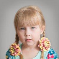 Красивая девочка :: Игорь Машкин