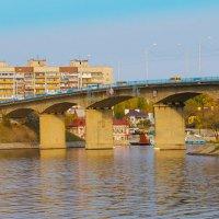 Бородинский мост :: Пётр Сухов