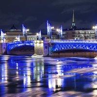 Двороцовый мост :: Табаско Перчик