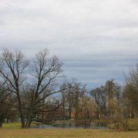 И тихой негой парк объят.... :: Tatiana Markova