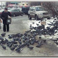 В повседневности суетной...есть место доброте! :: Людмила Богданова (Скачко)