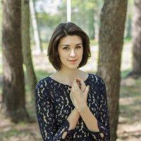 Портрет в парке :: Никола Н