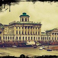 Дом Пашкова на Моховой... :: марк