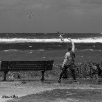 танец с морем... :: Павел Баз