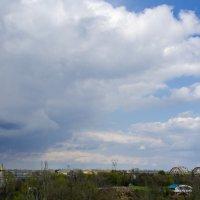 Скоро будет дождь... :: Ксения Довгопол