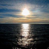 Солнце . Воздух и Вода :: Андрей Краснов