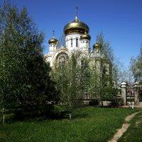 Храм великомученика Виктора :: Людмила