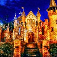 Сказочный замок :: Виктор Олейников