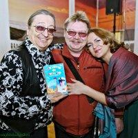 Маргарита Майская , Валерий Ярушин и Николай Бандурин :: Foto Kto