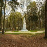 К памятнику Королеве Луизе :: Игорь Вишняков