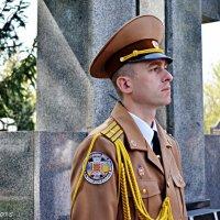 У Чернівцях вшанували пам'ять чорнобильців :: Степан Карачко