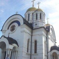 Церковь СВЯТОГО ГЕОРГИЯ :: Мария Владимирова