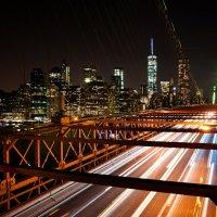Бруклинский мост :: Maxim Unarov