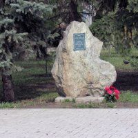 Памятник связистам :: раиса Орловская