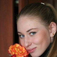 Две розы :: Кира Пушечкина