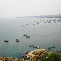 Рыбацкие суда, Вьетнам :: svk