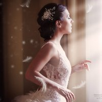 Нежное создание :: Фотохудожник Наталья Смирнова