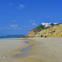 БОЛЬШОЙ ОТЛИВ.  Салема, побережье Атлантики. Португалия. :: Виталий Половинко