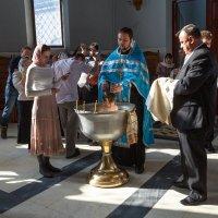 Крещение :: Павел Белоус