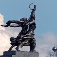 Шедевр Мухиной :: Александр Запылёнов