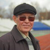 Мастер спорта СССР международного класса В.Ю. Сунцов :: Владимир Максимов