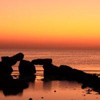 рассвет на красном море :: виктор ------