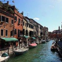 Путешествие по Италии :: A. Kivi