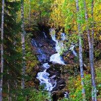 Водопад :: Николай Фадеев