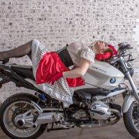 Ах!Мотоцикл! :: Александр Лейкум
