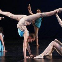современный танец :: Ксения Воробьева