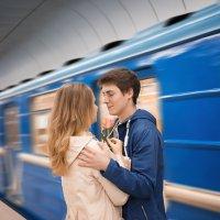 История любви в метро удалить редактировать :: Алексей Петренко