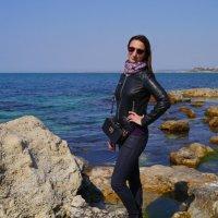 на берегу Черного моря :: Андрей Козлов