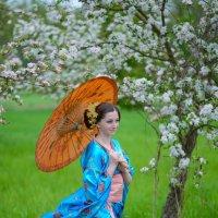Японка :: Olga Berngard